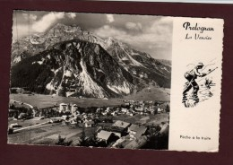 PRALOGNAN LA VANOISE . 73 - Vue Générale Et L'Aiguille De Mey - Carte N°90. écrite  Années 60 - Pralognan-la-Vanoise