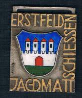 ERSTFELD JAGDMATT SCHIESSEN. CASTILLO - Monedas