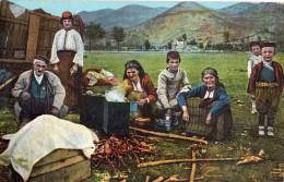 MONTENEGRO COSTUNES NATIONALES - Montenegro