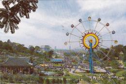 NORTH KOREA - The Kaeson Youth Park - Korea, North