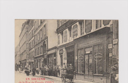 PARIS    MARTINENQ Rue De Paradis - Autres