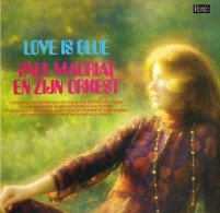 * LP *  PAUL MAURIAT - LOVE IS BLUE (Holland 1967 EX-!!!) - Instrumentaal