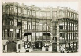 """BELGIQUE : Maison Du Peuple (Bruxelles, Victor Horta, 1899 - 1965). CARTE 34 DES ARCHIVES DU """"SOIR"""" (CPM - 2005). - Buildings & Architecture"""