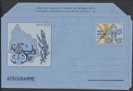 VATICAN - 1979 -  AEROGRAMME NEUF 2.20 LIRE - - Postwaardestukken