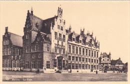 Belgium Malines La Poste - Mechelen