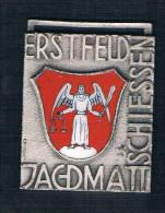 ERSTFELD JAGDMATT SCHIESSEN. ANGEL - Monedas