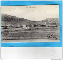 YEMEN-ADEN-- Vue   Place Et Batiments -carte Des Messageries Maritimes-années 1900-10 - Yémen