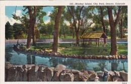 Monkey Island City Park Denver Colorado