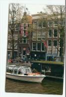 AMSTERDAM   MAISON D' ANNE FRANK  Shoah - Amsterdam