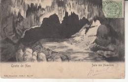 Han,  Grotte  Salle Des Mamelons - België