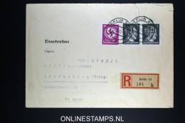 Deutschland: Einschreiben Dienstbrief 1943 Berlin - Ravensburg - Briefe U. Dokumente
