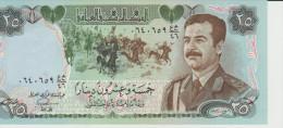 Iraq P.73  25 Dinars 1986 Unc - Irak