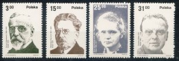 Poland 1982 Nobel Sienkiewich Curie Physics Writer .. - Bolivië