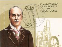 Cuba 1993 Diesel - Zonder Classificatie