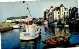 Belle Carte    - Le Croisic -   Le Port   ,animée                    A450 - Le Croisic