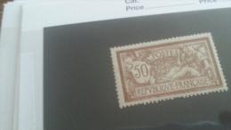 LOT 242616 TIMBRE DE FRANCE NEUF* N�120 VALEUR 125 EUROS