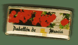 EXPO SEVILLE *** PAVILLON DE MURCIA ***  (1008) - Ciudades