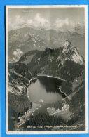 Mans918, Lac Tanay, Et Les  Alpes Vaudoises, Tours D'Aï, 1967, 1 Pli Non Visible, Circulée 1927 - VD Vaud