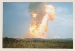 """BELGIQUE (30/07/2004) : Explosion De Gaz à Ghislenghien-24 Morts. CARTE 137 DES ARCHIVES DU """"SOIR"""" (CPM - 2005) - Catastrophes"""