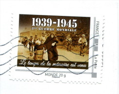 Collector 2nd Guerre Mondiale 1939-1945 - Monde 20g - France