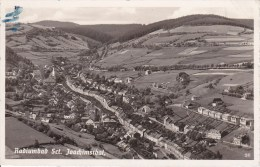 == Böhmen CSR  Janske Lazne  Bad Johanithal   SST Hotlermarken Ca.1940 - República Checa