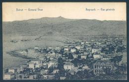 Liban BEYROUTH Vue generale