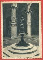 CARTOLINA VG ITALIA - FIRENZE - Cortile Di Palazzo Vecchio - Fontana Del Verrocchio - 10 X 15 - ANN. 1956 - Firenze