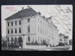 AK STOCKERAU Schülerheim 1902   /// D*14985 - Stockerau
