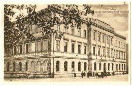Cernauti - Scoala Superioara Reala Ortodoxa - & School - Ukraine