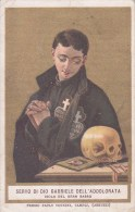 SANTINO SERVO DI DIO GABRIELE DELL'ADDOLORATA ISOLA DEL GRAN SASSO - Images Religieuses
