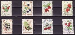 Roumanie 1964 -  Yv.no.2084/91 obliteres