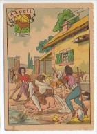 CP Barre Et Dayez - Les Douze Mois De L´année AVRIL - Le Taureau - N° 1288 D - Illustrateur Illisible - Barday