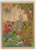 CP Barre Et Dayez - Les Douze Mois De L´année NOVEMBRE - Le Sagittaire - N° 1288 L - Illustrateur Illisible - Barday