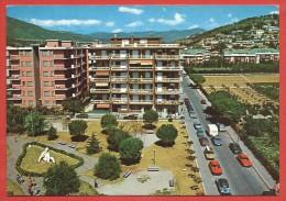 CARTOLINA VG ITALIA - ANDORA (SV) - Panorama E Scorcio Dei Giardini - 10 X 15 - ANN. 1984 - Italia