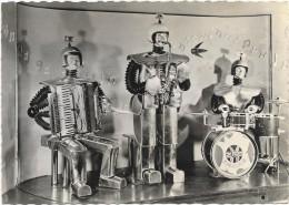 ROBOTS MUSIC - Musique Et Musiciens
