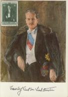 Carte-Maximum LIECHTENSTEIN N°Yvert 309 / Franz Joseph II - Maximumkarten (MC)