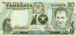 Tanzania 200 Shillings 1993 Pick 25b UNC - Tanzania