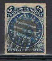 Bolivie Y/T 25 (0) - Bolivie