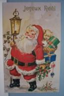 PERE NOEL - JOYEUX  NOEL(  N° 305 ) - Santa Claus