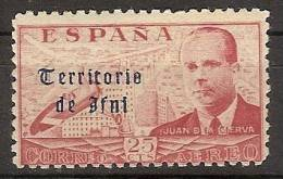 Ifni 059 ** Juan De La Cierva. 1949. - Ifni