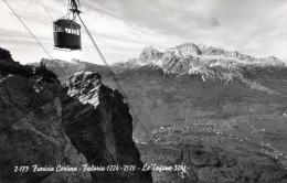 Funivia Cortina - Faloria. Le Tofane - Italia