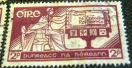 Ireland 1937 Constitution Day 2p - Used - 1922-37 Irish Free State