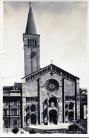 Piacenza. Il Duomo. Facciata