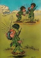 Illustrateur Jean Pol - Militaires : Humoristique - CPM Neuve - Künstlerkarten