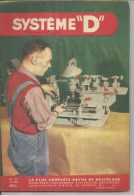 "TOUT LE SYSTEME "" D ""   N° 112   -   AVRIL  1955 - Basteln"