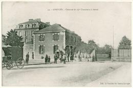 87 - B15206CPA - LIMOGES - Caserne Du 21e Chasseurs A Cheval - Très Bon état - HAUTE-VIENNE - Limoges
