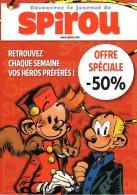 Bulletin D'abonnement Spirou 2014- Ill. Vehlmann - Spirou Et Fantasio