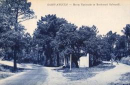 45Hy    83 Saint Aygulf Boulevard Salvarelli Et Route Nationale - Saint-Aygulf