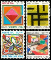 700 ANS D'ART ET DE CULTURE 1991 - Ongebruikt