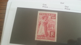 LOT 242769 TIMBRE DE FRANCE NEUF** N�401  LUXE